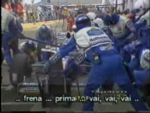 Jacques villeneuve pitstop jerez 1997