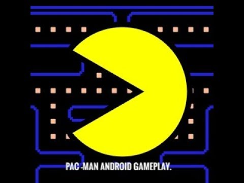PAC-MAN Android Gameplay | Android Classic Arcade Game | #LetsRewind