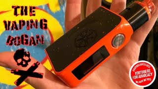 Asmodus Minikin Reborn | Touch Screen Mod | Review | The Vapin Bogan