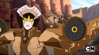 Transformers Robots in Disguise Season 2 Episode 5 Cover Me (Preview)
