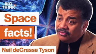 Neil deGrasse Tyson: 3 mindblowing space facts | Big Think