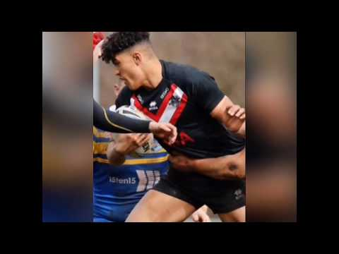 Kai Pearce-Paul - Rugby League Highlights