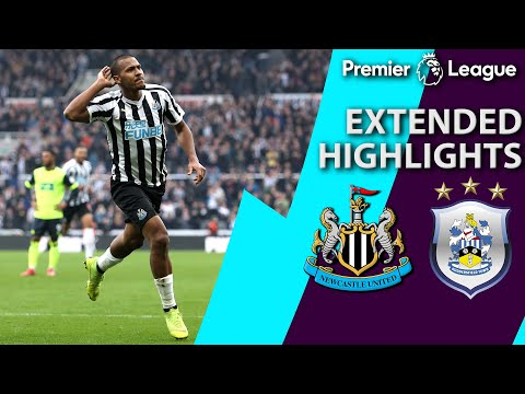 Newcastle V. Huddersfield | PREMIER LEAGUE EXTENDED HIGHLIGHTS | 2/23/19 | NBC Sports