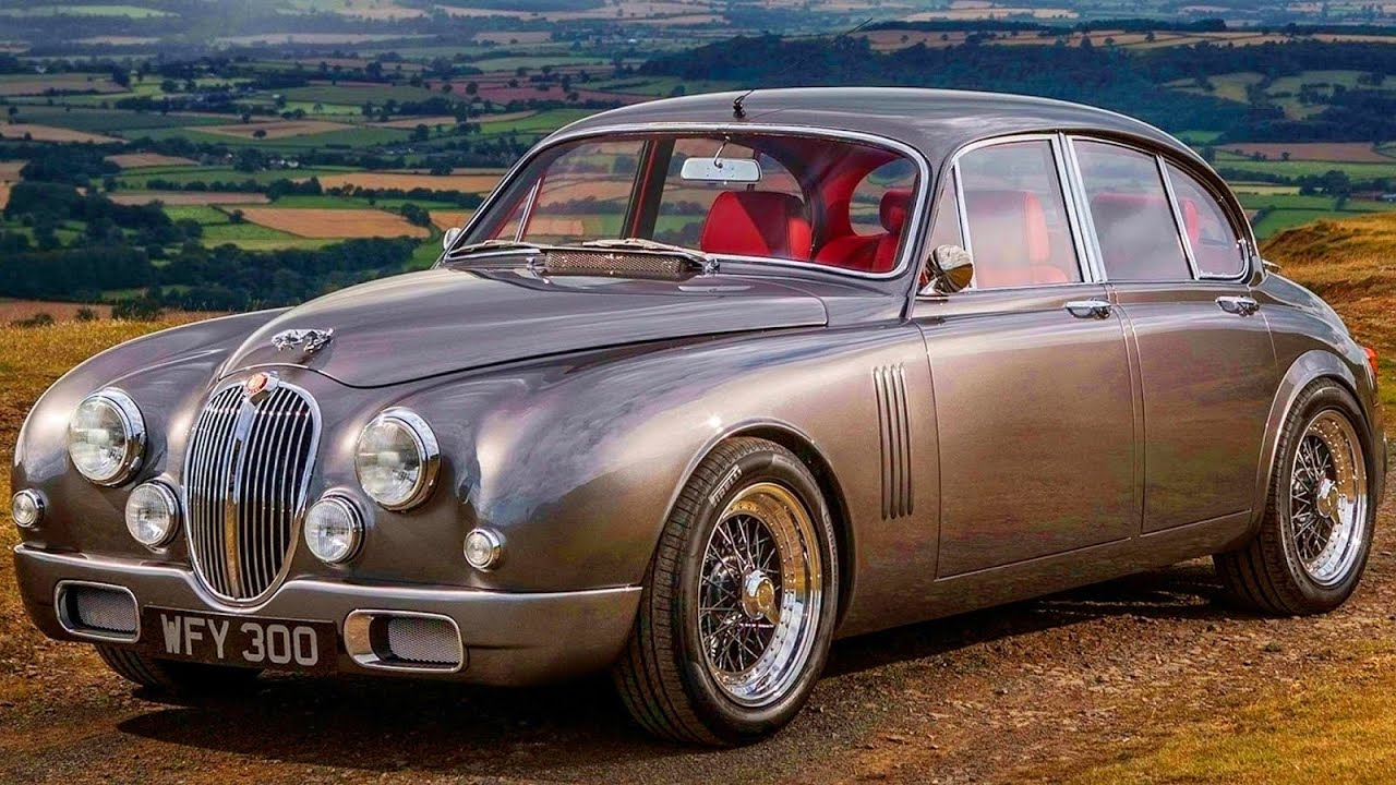 Cmc classic motor cars jaguar mark 2 2014 by for Jaguar house music