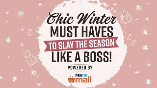 Chic Winter Must Haves To Slay The Season Like A Boss! | Pinkvilla | Bollywood