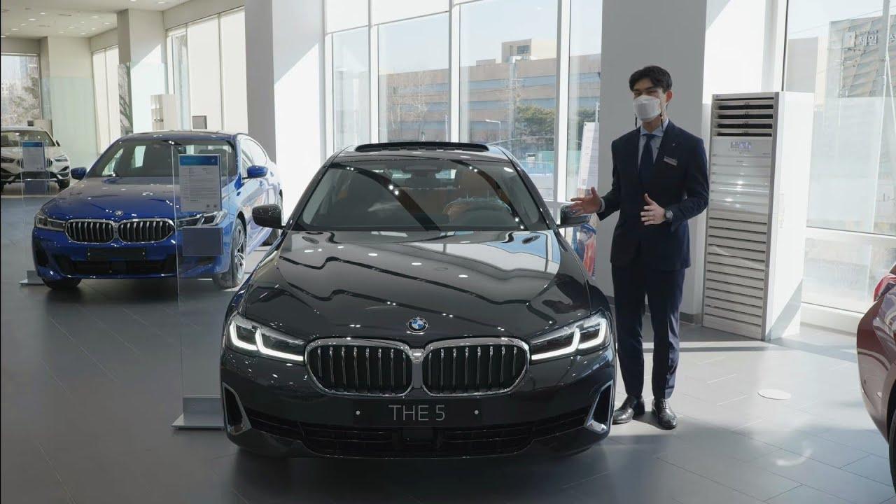 (BMW 초간단) 가장 많이 판매되는 520i Luxury LCI OC 모델