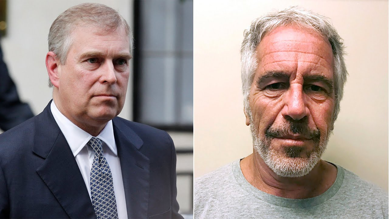 Prince Andrew Steps Back From Public Duties Over Ties To Jeffrey ...