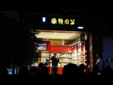 Ocarinist Osawa Satoshi in Nanjing April 2018