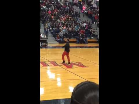 Manvel High School Talent Show 2015