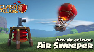 Nova Defesa Clash of Clans ( New Defence for Clash of Clans )