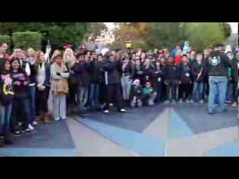 Amazing Proposal Disneyland Dec 2013 Youtube