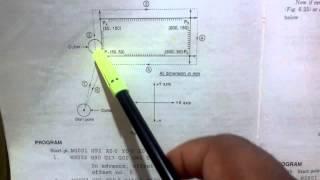 CNC PROGRAMMING-CUTTER COMPENSATION LEFT