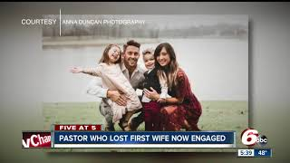 Davey Blackburn engaged 2 years after wife killed