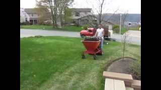 Homemade 10cu.ft. Self Propelled Wheelbarrow