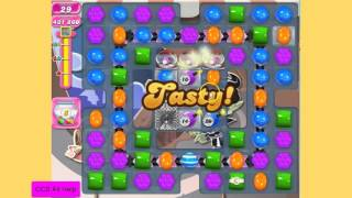 Candy Crush Saga Level 1467 NO BOOSTERS