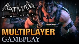 Batman: Arkham Origins - Multiplayer Gameplay #3