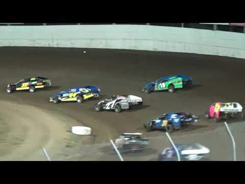 Grays Harbor Raceway, May 5, 2018, Washington Modified Tour A-Main