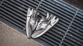 """New Balance 997 Sport """"Grey Day 2019"""": Review & On-Feet"""
