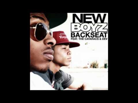 New boyz ft cataracs backseat LYRICS in description