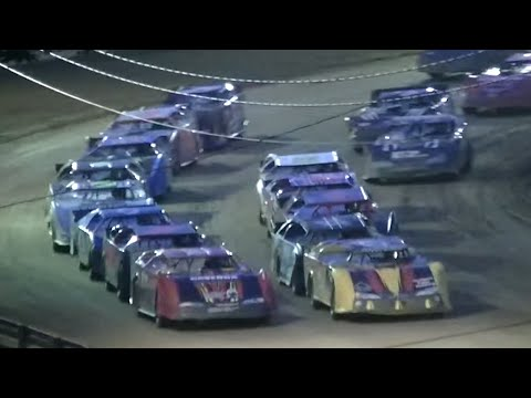 360 Late Model Feature | Little Valley Speedway | 7-17-15