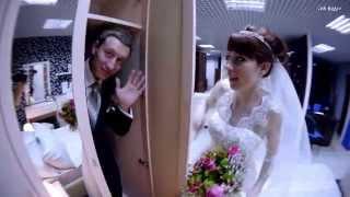 Свадебный клип. Дарья и Алексей.