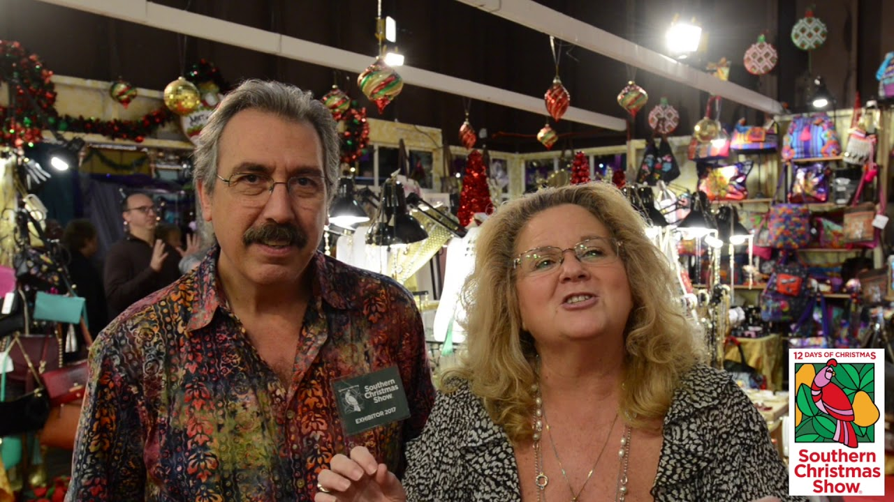 the magic of the southern christmas show
