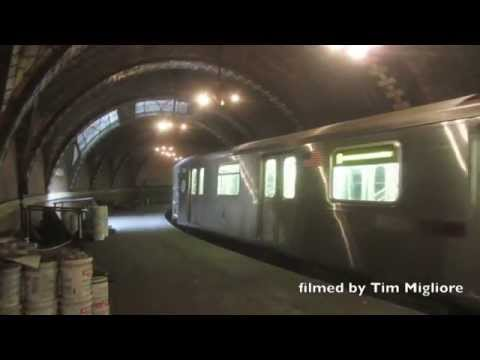 Abandoned/Secret New York Subway Station - City Hall Station