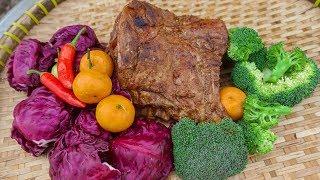 Sườn Cừu Úc Nướng Rượu Tây BBQ - Dân chơi xót của