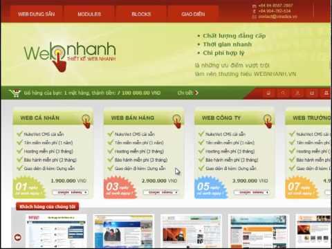 Hướng dẫn mua hàng trên webnhanh.vn