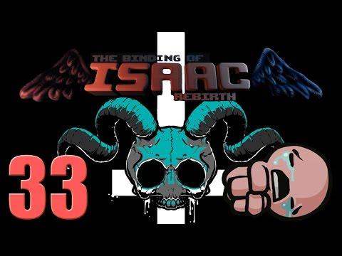The Binding of Isaac Rebirth -Ep 33- Azazel || HD 1080p