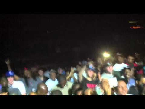 J.Cole - Freestyle/Aaliyah Tribute (Atlanta 08.25.10.)