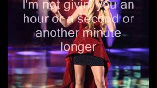 Danielle Bradbery - A Little Bit Stronger (Lyrics)