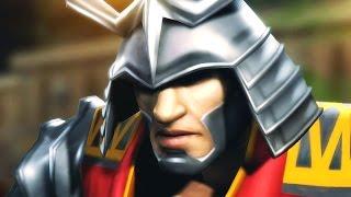 X-Men: The Official Game - Walkthrough Part 20 - Silver Samurai (Wolverine Vs. Silver Samurai)