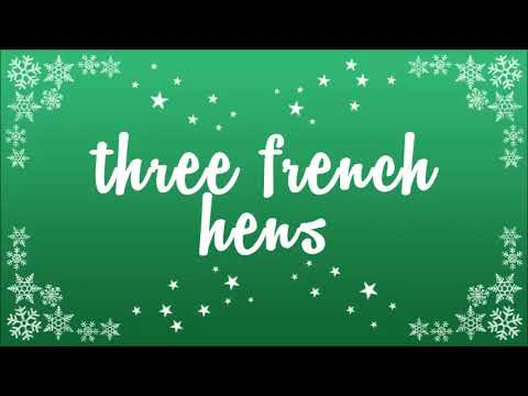 Three French Hens - Children's Christmas Songs and Stories