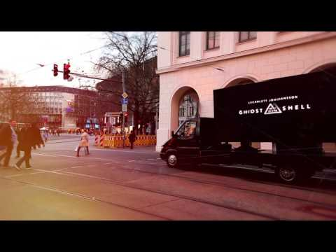 LED Mobile Screen - Out-of-Home-Werbung Für Kinofilm