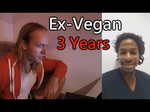 Ex-Vegan (3 Years) Cured Multiple Sclerosis With Raw Meat - FullyRawKristina Almost Killed Me