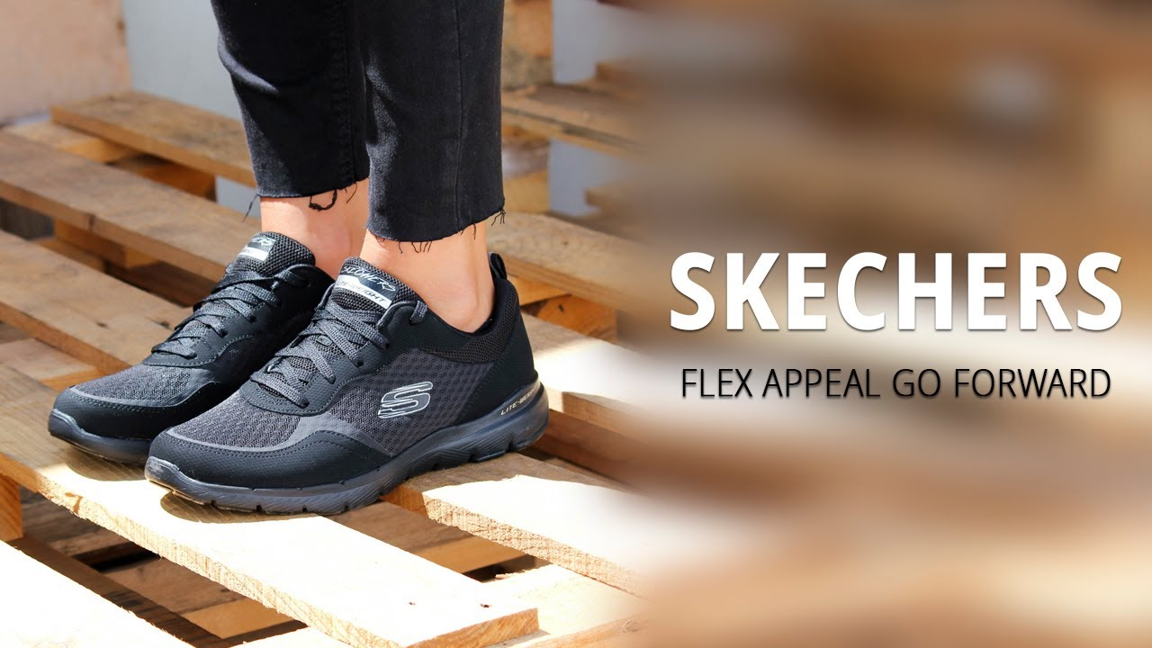 Subordinar firma torpe  DEPORTES SKECHERS FLEX APPEAL GO FORWARD 13069 3.0 | CATCHALOT - YouTube