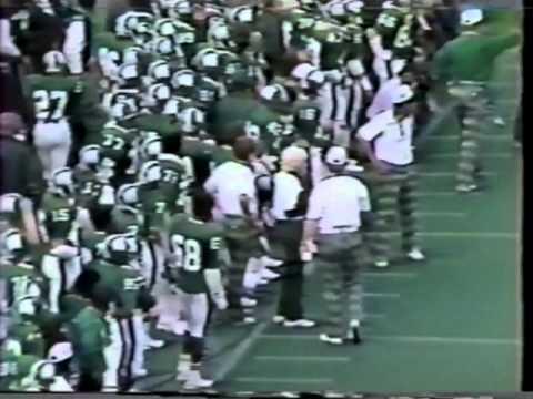 11/9/1974 - Michigan State 16 Ohio State 13