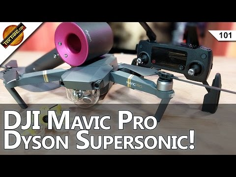 DJI Mavic Pro, Dyson Supersonic Hair Dryer, Kaby Lake Surpri