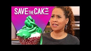 Turning epic cupcake FAIL into incredible cake! | NEW SHOW! | How To Cake It with Yolanda Gampp