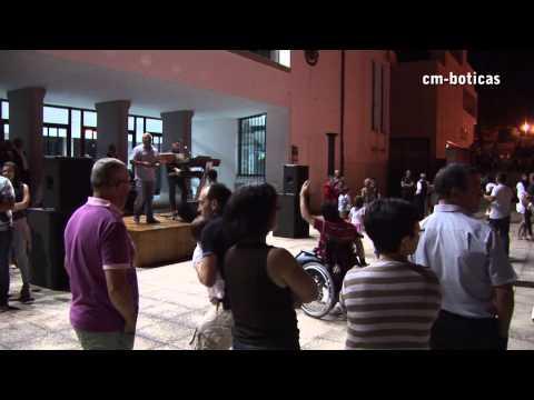 Associação de Sapiãos e Grupo Duo Sol animaram mais uma quinta-feira cultural | 2015 | BOTICAS