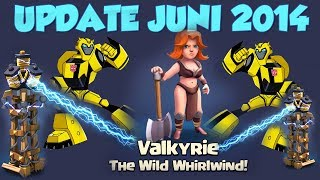 #01[Update Juni 2014 - Clash of Clans] TSCHLA, Transformers feat Clash of Clans