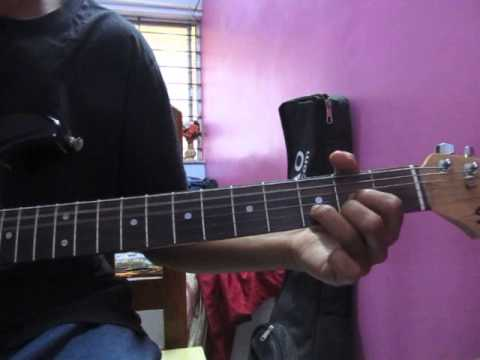 Europe Carrie Chords Cover - YouTube