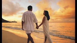 Pascal Danel ~ La plage aux romantiques.