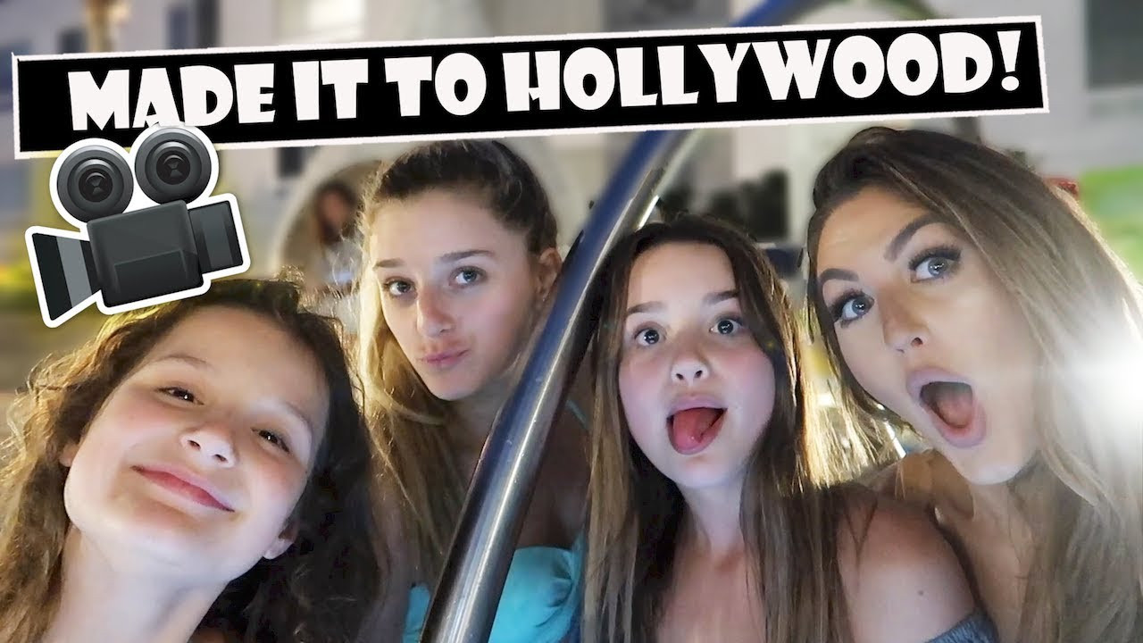 Made It To Hollywood 🎥 (WK 390.2)   Bratayley