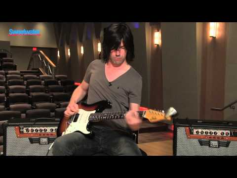 BOSS DS-1 Distortion Pedal Demo By Pete Thorn - Sweetwater Sound
