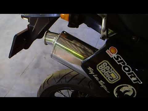 RSV2 Exhaust Sound