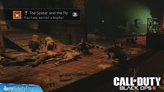 Call of Duty: Black Ops 3 Zombies - The Spider and the Fly Trophy / Achievement Guide