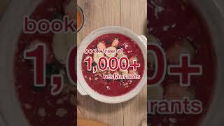 Eatigo 1st Restaurant reservation app with Discount! 3 (EN) screenshot 3