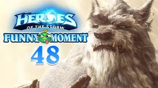 【Heroes of the Storm】Funny moment EP.48